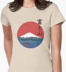 Fujiyama Women's Fitted T-Shirt