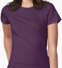 I FEEL LIKE JAR JAR T-SHIRT  Womens Fitted T-Shirt