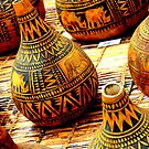 African Vases by Paul Reay