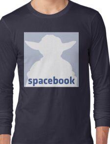 Spacebook - Galaxy T-Shirt Long Sleeve T-Shirt