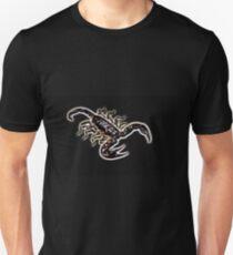 Scorpion - Rose Glow Unisex T-Shirt