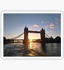 Tower Bridge Is Not London Bridge Sticker