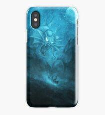 Gyarados Attacking a Pirate Ship iPhone Case/Skin