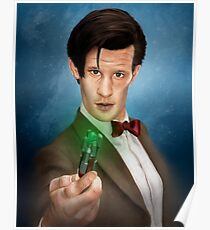 11th Doctor Poster