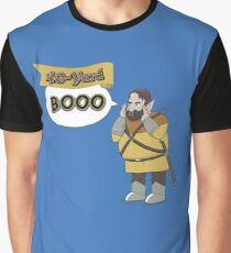 40-Yard Booo Graphic T-Shirt