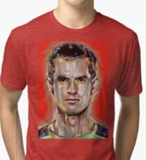 Andy Murray - Olympic Champion Tri-blend T-Shirt