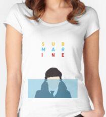 Submarine (Film) - V2 Women's Fitted Scoop T-Shirt