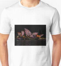 Sydney Vivid 20 Boomerangs Unisex T-Shirt