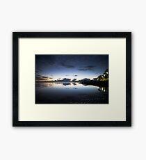 First Light Byron Framed Print