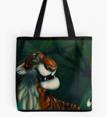 Shere Khan Tote Bag