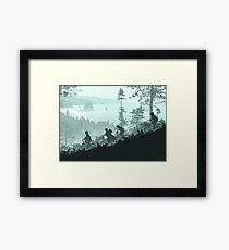 Goonies Never Say Die Framed Print