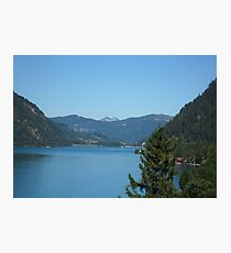 Achen Lake Photographic Print