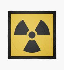 Pañuelo Advertencia de radiación