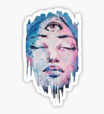 Wake Me Up Sticker