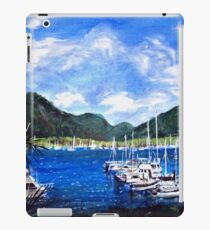 Cairns Inlet iPad Case/Skin