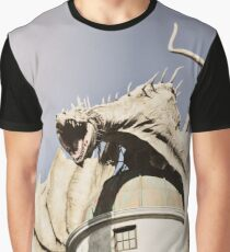 Gringott's Dragon Graphic T-Shirt