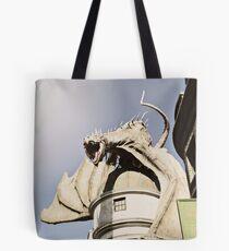 Gringotts Drache Tote Bag