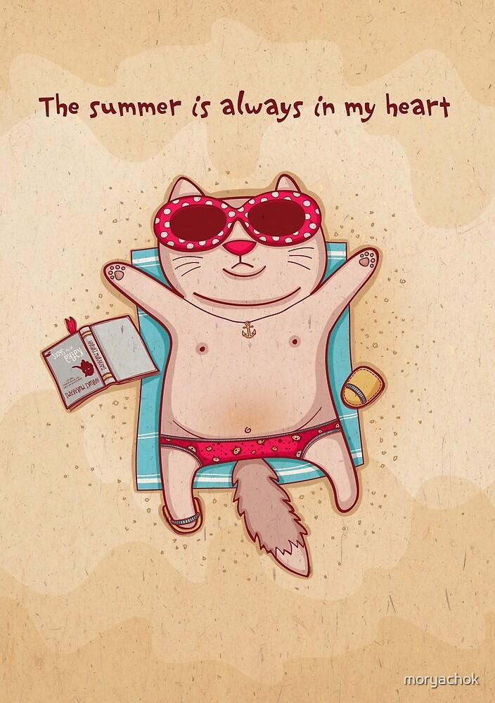 summer by moryachok