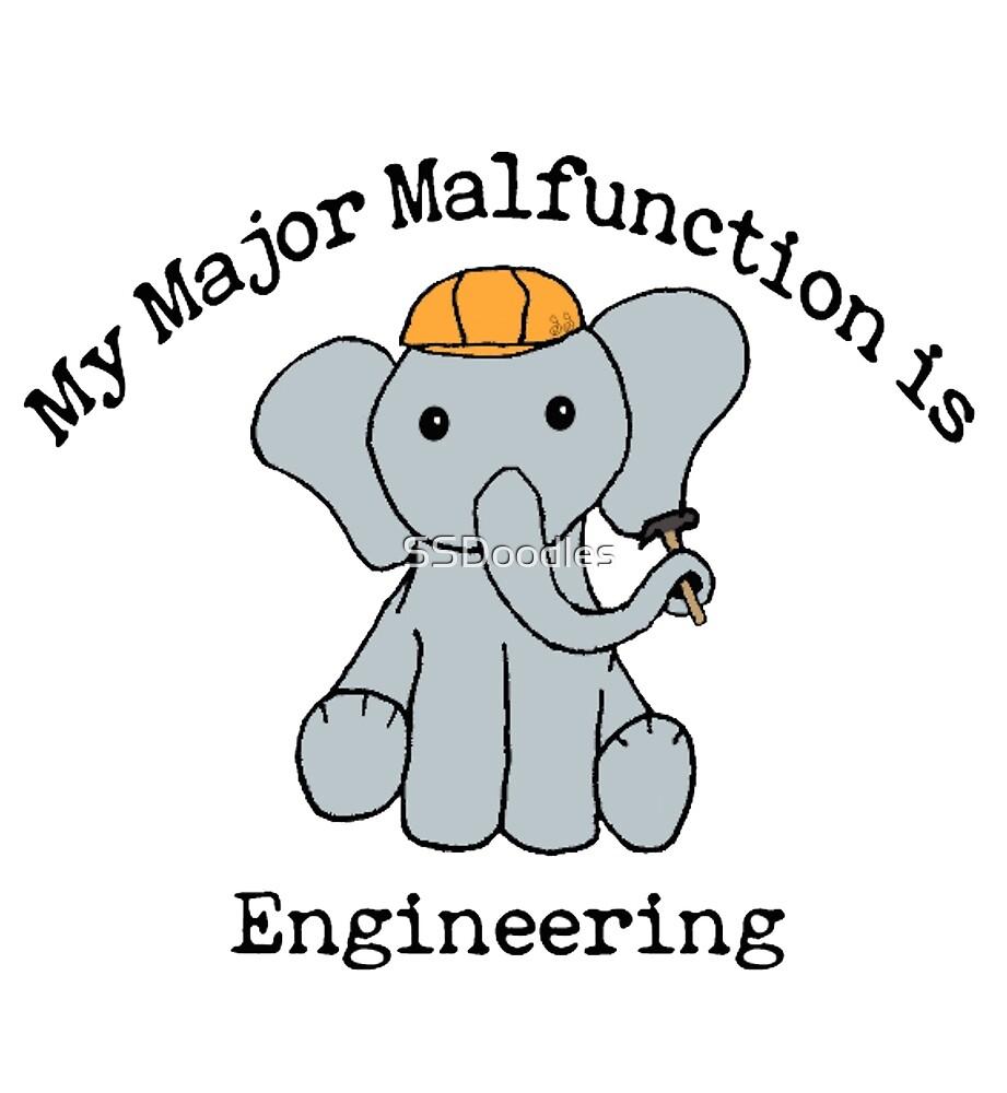 Engineering Major by SSDoodles