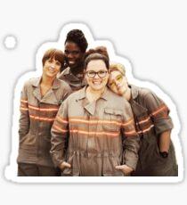 GB cast cutout Sticker