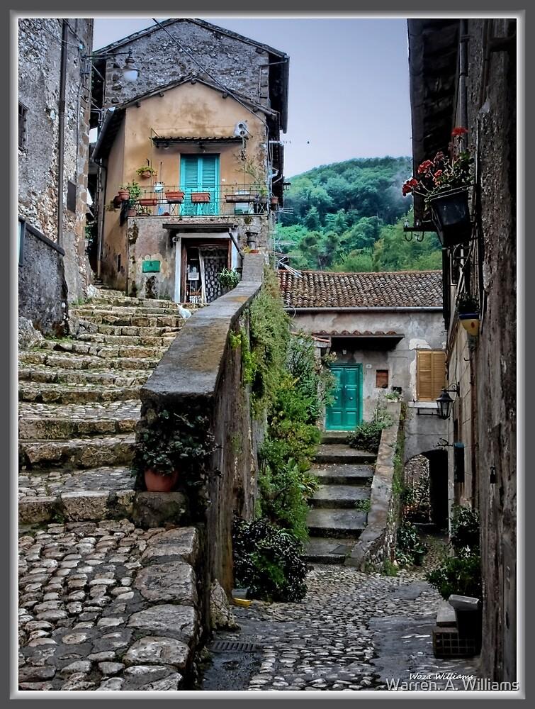Artena 2 Italy by Warren. A. Williams