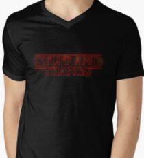 Stuff and Thangs Men's V-Neck T-Shirt