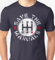 Save The Manuals Slim Fit T-Shirt