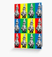 Just Vivi - Popart Bold - Ipad Case Greeting Card