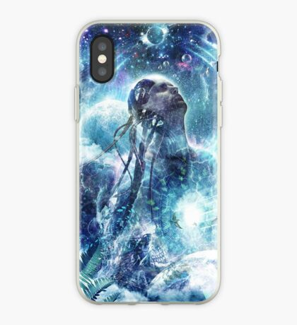 Become The Light iPhone Case