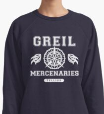 greil mercenaries Lightweight Sweatshirt