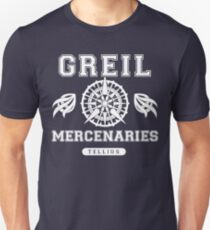 greil mercenaries Unisex T-Shirt