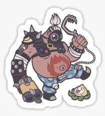 Tamanegi Tako Sticker Sticker