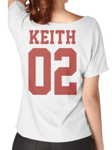 Keith Sport Jersey Women's Relaxed Fit T-Shirt
