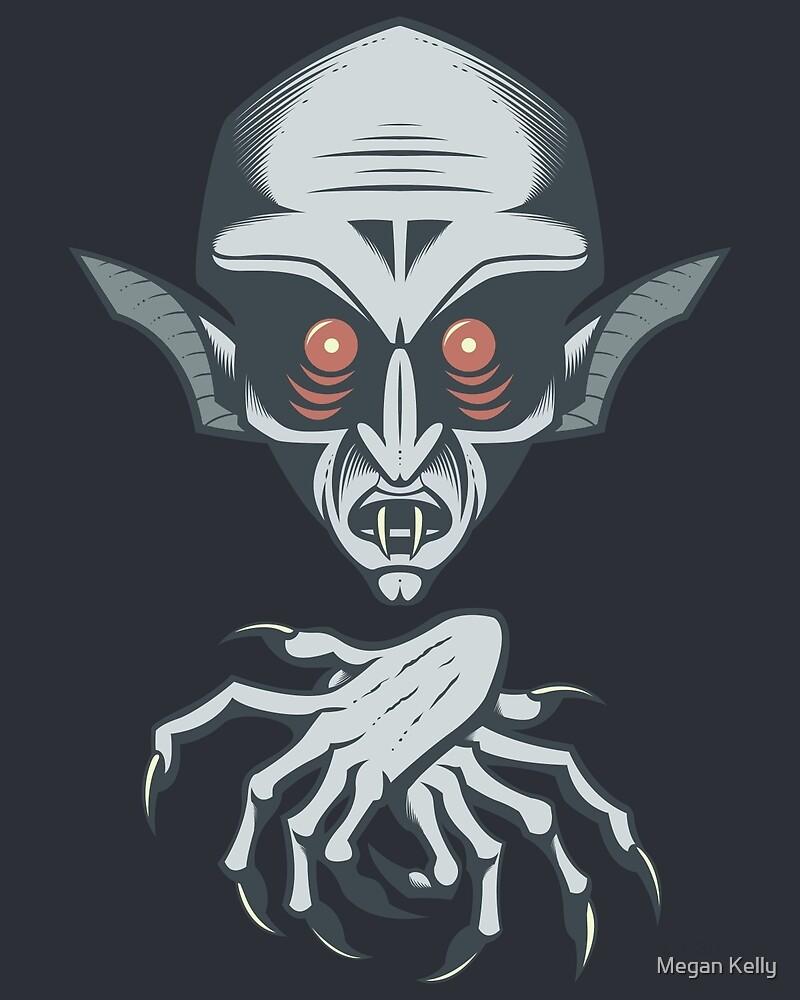 Nosferatu by Megan Kelly