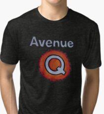 AVENUE Q Tri-blend T-Shirt