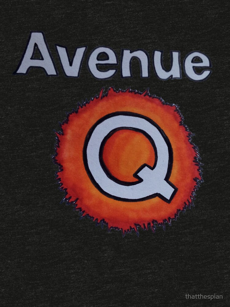 AVENUE Q by thatthespian