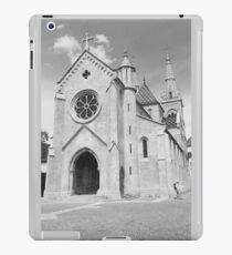 Neuchatel Chapel iPad Case/Skin
