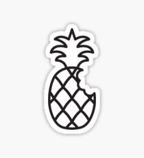 Sweeterman Pineapple Sticker