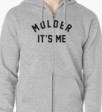 Mulder Its Me Zipped Hoodie