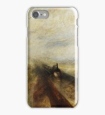 Rain, Steam and Speed by JMW Turner iPhone Case/Skin