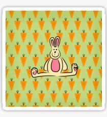 Bunny luv  Sticker