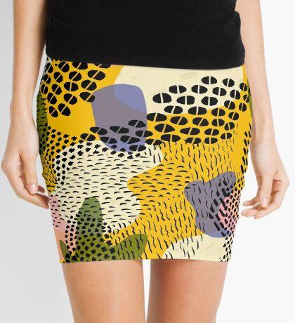 Piña Colada Mini Skirt