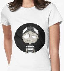 Zombie Boy Women's Fitted T-Shirt
