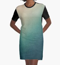 VIVID II Graphic T-Shirt Dress