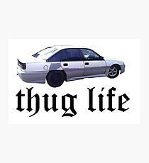 VN Commodore Thug Life Photographic Print