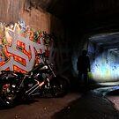 Tunnel Rider... by JAZ art