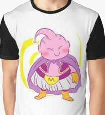 Majin Buu Graphic T-Shirt