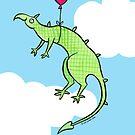 Green Dragon Birthday by zoel