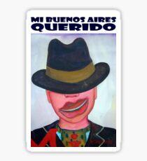 Mi Buenos Aires querido 3 por Diego Manuel Sticker
