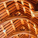 Ceiling in Chester Cathedral by AnnDixon